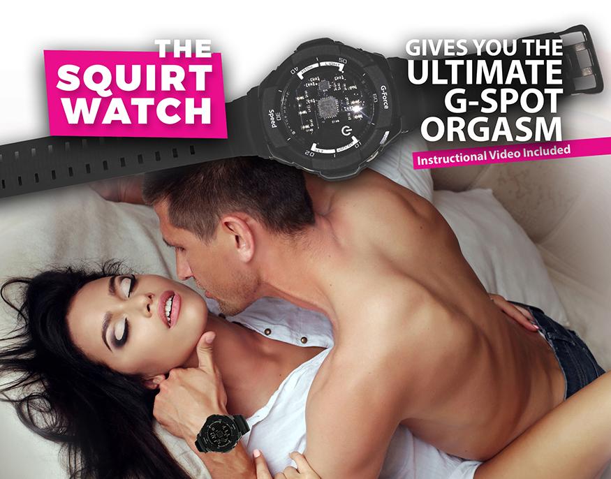 Squirt Watch